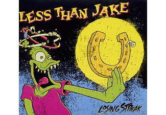 Less Than Jake - Losing Streak (Remastered-Limited Edition) - (CD)