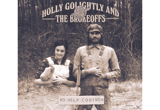 Holly & The Brokeoffs Golightly - No Help Coming - (CD)