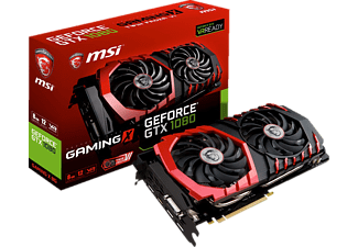 MSI GeForce GTX 1080 Gaming X 8GB (V336-001R)( NVIDIA, Grafikkarte)