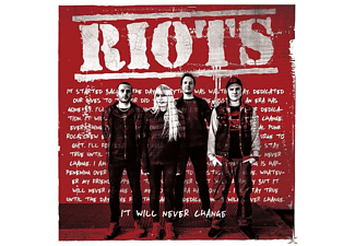 The Riots - It Will Never Change - (Vinyl)