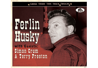 Ferlin Husky - Gonna Shake This Shack Tonight-With Guests - (CD)