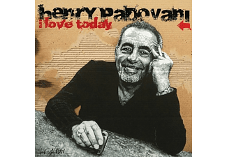 Henry Padovani - I Love Today (Digipack Edition) - (CD)
