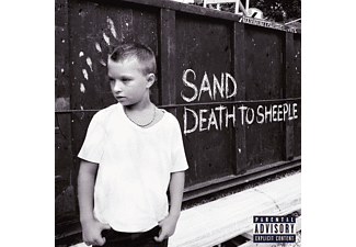 Sand - Death To Sheeple - (CD)