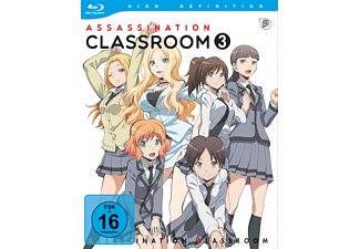 Assassination Classroom - Vol. 3 - (Blu-ray)