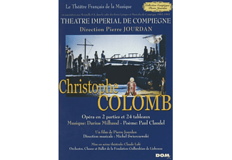 VARIOUS - Christophe Colomb - (DVD)