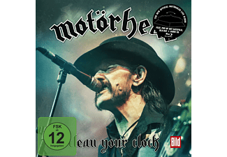 Motörhead - Clean Your Clock - (CD + Blu-ray Disc)