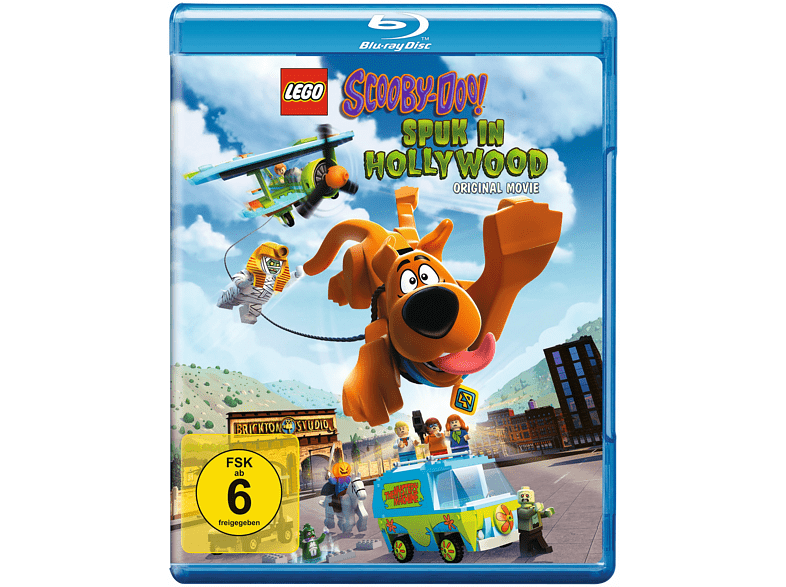 LEGO Scooby Doo! - Spuk in Hollywood [Blu-ray]