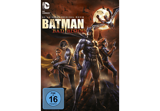 DCU Batman: Bad Blood - (DVD)