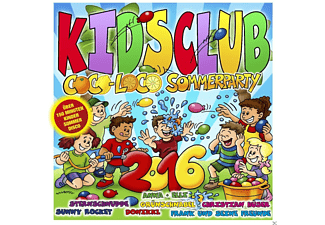 VARIOUS - Kids Club/Coco Loco Sommerparty 2016 - (CD)