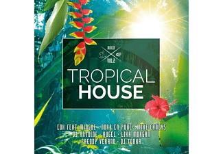 VARIOUS - Tropical House Vol.2 - (CD)