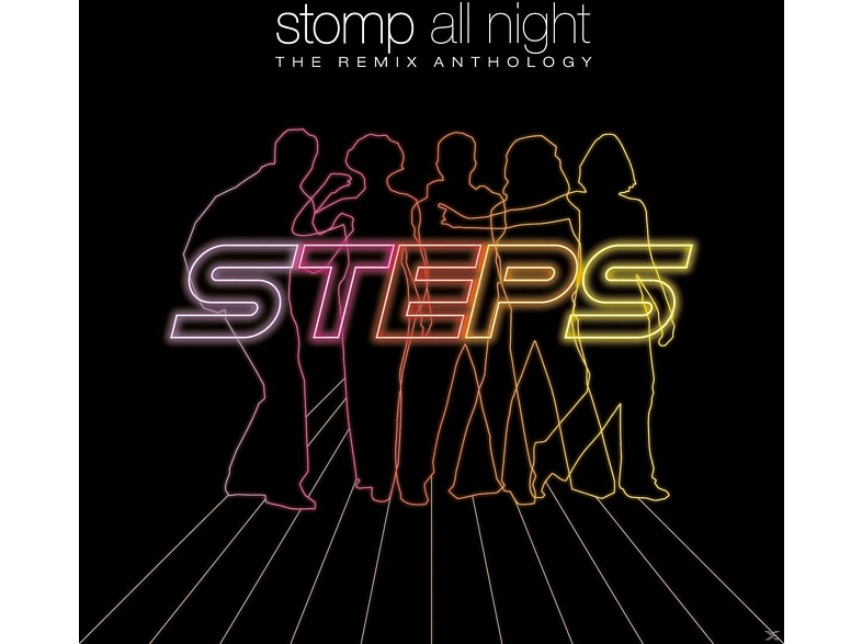 Steps - Stomp All Night: The Remix Anthology [CD]