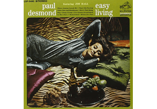 Paul Desmond - Easy Living - (CD)