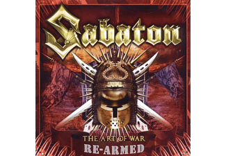 Sabaton - The Art Of War (CD)