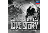 Valentina Lisitsa, BBC Concert Orchestra, Gavin Sutherland - Love Story: Piano Themes From Cinema's Golden Age [CD]