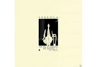 Subrosa - For This We Fought The Battle For Ages - (CD)