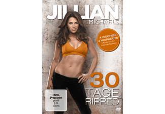 Jillian Michaels - 30 Tage Ripped - (DVD)