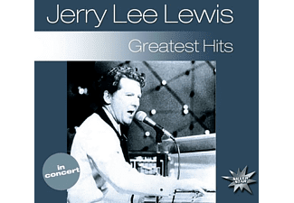 Jerry Lee Lewis - GREATEST HITS - (CD)