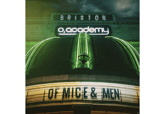 Of Mice & Men - Live At Brixton - (CD + DVD Video)