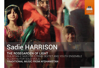 Cuatro Puntos, Ensemble Zohra, Junior Ensemble Of Traditional Afghan Instruments - The Rosegarden of Light - (CD)