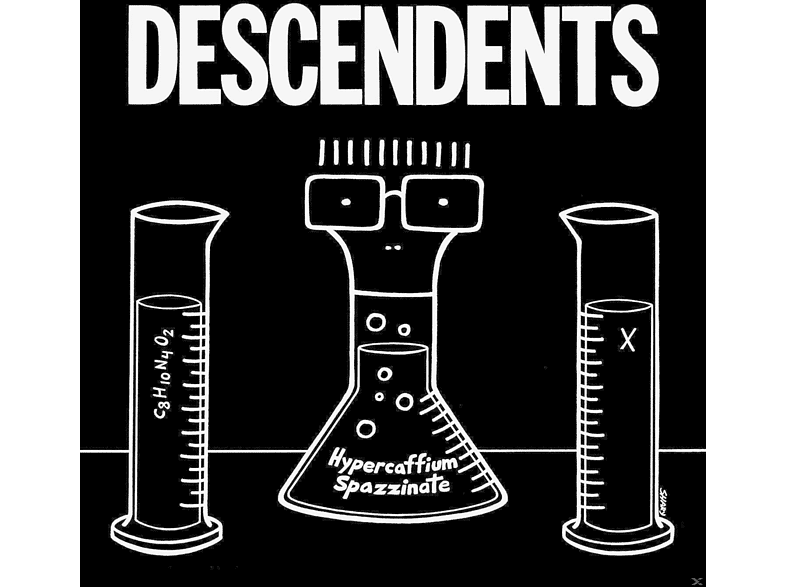 Descendents - Hypercaffium Spazzinate-Limited Deluxe Edition [CD]