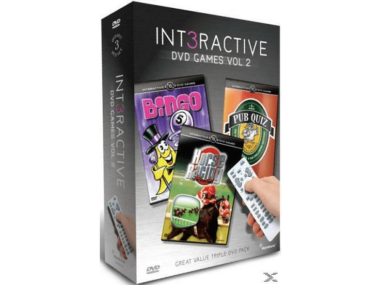 Interactive Game DVD 2 [DVD]