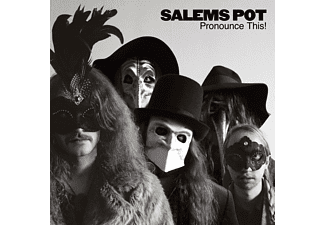 Salem's Pot - Pronounce This! - (CD)