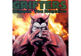 The Grifters - Crappin' You Negative - (CD)