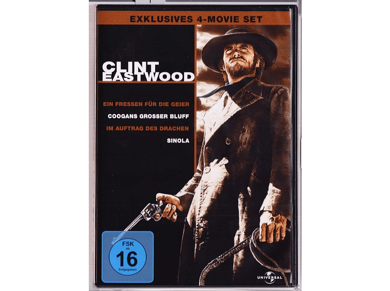 Clint Eastwood Collection [DVD]