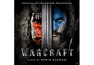 OST/VARIOUS - Warcraft - (CD)