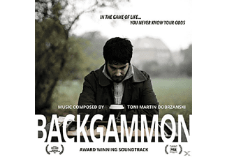 O.S.T. - Backgammon - (CD)