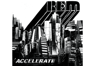 R.E.M. - Accelerate - (CD)
