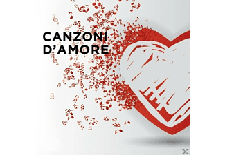 VARIOUS - Canzoni D'Amore - (CD)