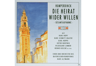 Chor & Orch.D.Bayr.Rundfunks - Die Heirat Wider Willen - (CD)