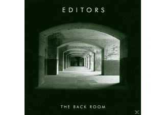 Editors - The Back Room - (CD)