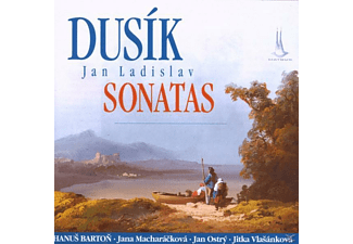 Jana Macharackova - Sonaten - (CD)