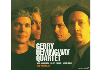 Gerry Quartet Hemingway - The Whimbler - (CD)