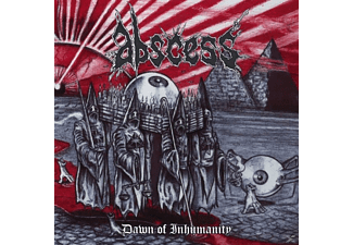 Abscess - Dawn Of Inhumanity - (CD)