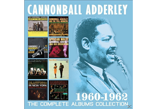 Cannonball Adderley - The Complete Albums Collection: 1960-1962 - (CD)