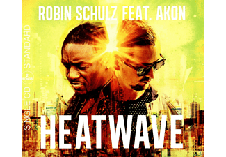 Robin Schulz, Akon - Heatwave - (5 Zoll Single CD (2-Track))