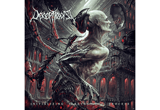Deceptionist - Irreversible Process - (CD)