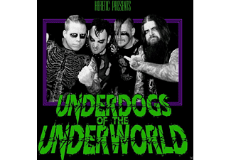 Heretic - Underdogs Of The Underworld - (CD)