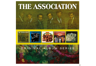 The Association - Original Album Series - (CD)