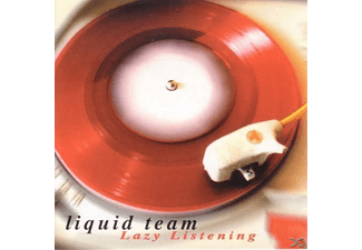 Liquid Team - Lazy Listening - (CD)