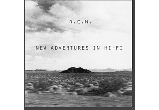 R.E.M. - New Adventures In Hi-Fi - (CD)