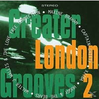 VARIOUS - Greater London Grooves 2 [CD]