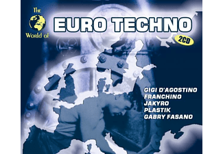 - WORLD OF EURO TECHNO - ()