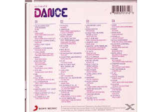 VARIOUS - Ultimate... Dance - (CD)