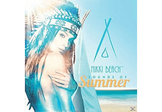 VARIOUS - Nikki Beach: Sounds Of Summer - (CD)
