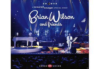 Brian Wilson - Brian Wilson & Friends (Cd+Dvd) [CD + DVD Video]