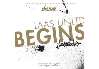 Laas Unlimited - Laas unltd. begins! [CD]